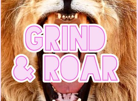 GRIND & ROAR: 10 lessen over kracht die we van leeuwen kunnen leren.