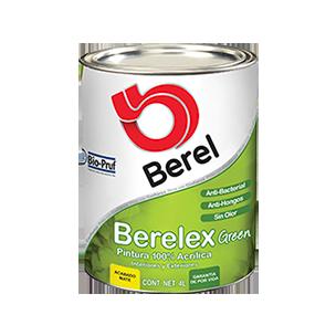 Berelex Green Antibacterial - 15 años