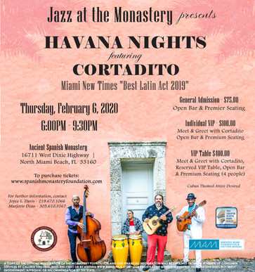 Havana Nights Jazz Event