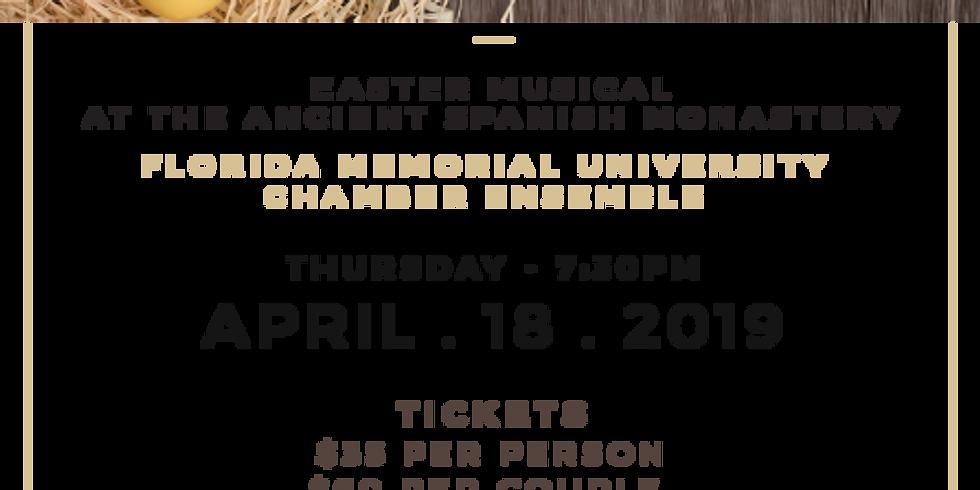 Florida Memorial University Chamber Ensemble in Concert