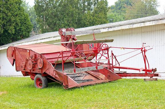 Antique Farm Equipment Show