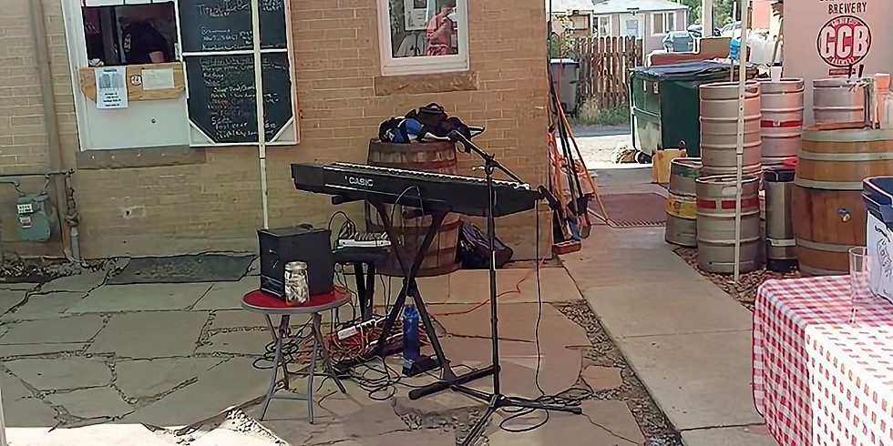 Eli on Keys at the Golden City Brewery