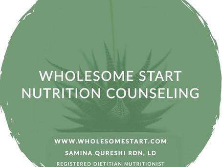 Meet Samina Qureshi, RD