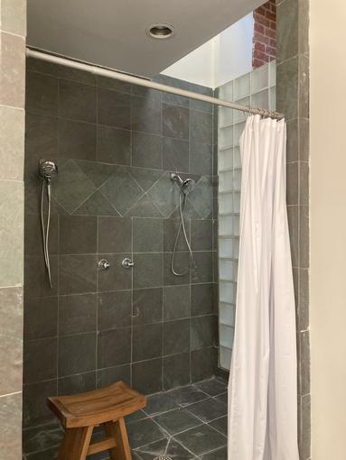 Primary Birth Suite Shower