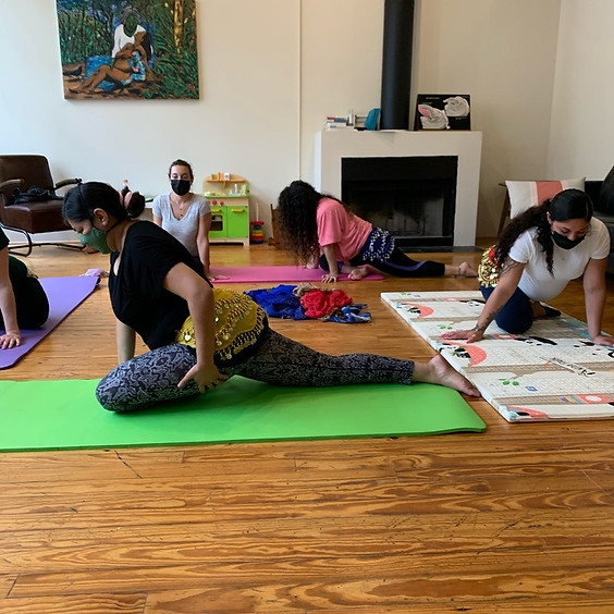 Stretch and Dance for Labor and Birth