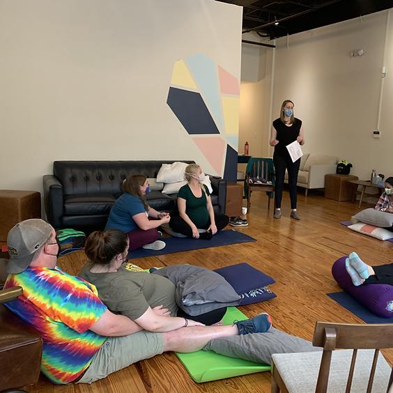 Pregnancy Group: Comfort Techniques