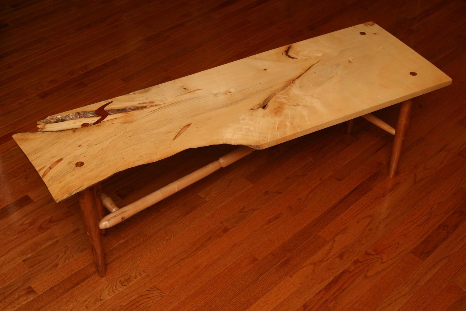 Boxelder coffee table