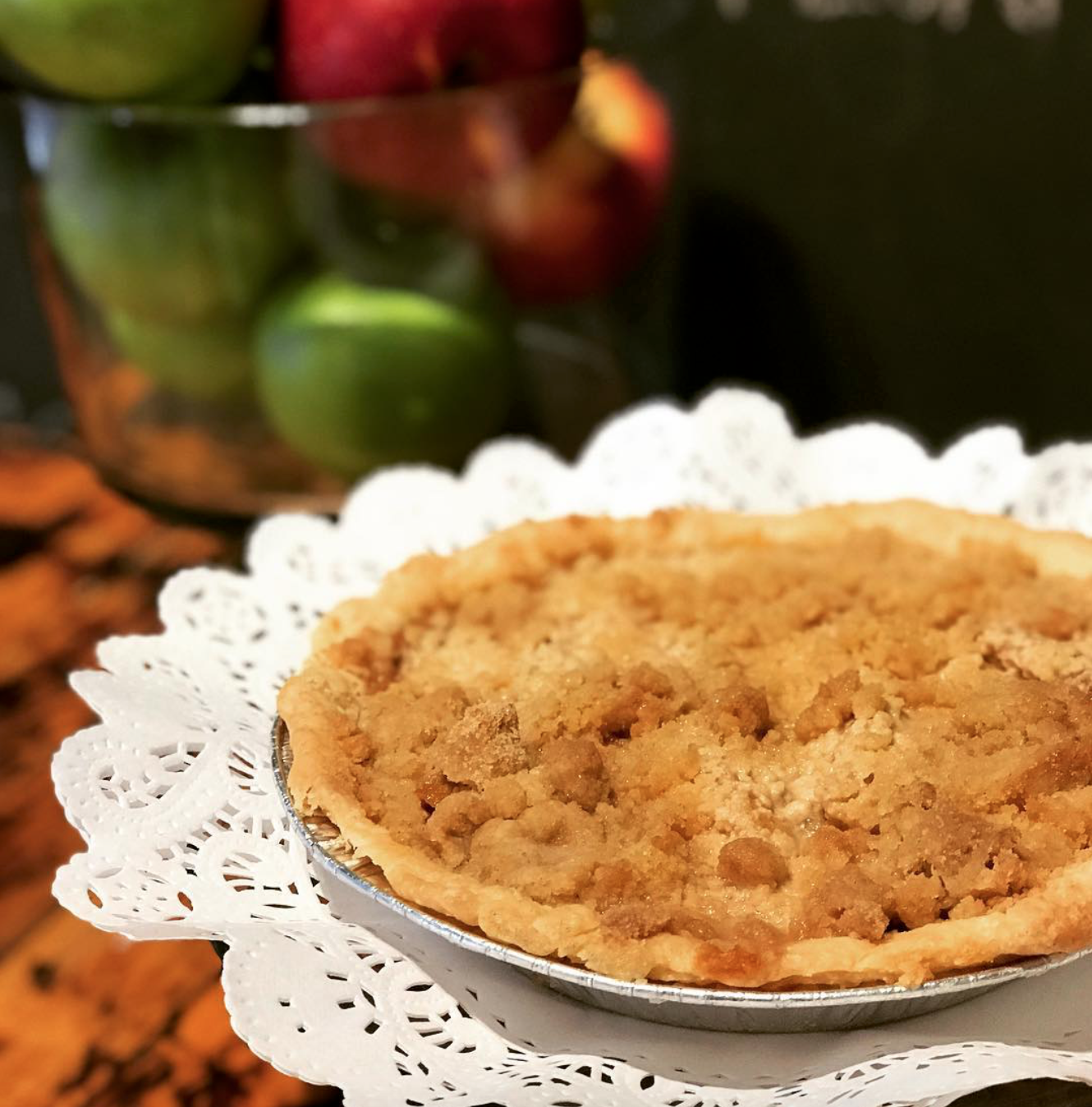 Call to order pies! 810.6111