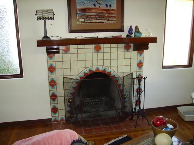 Mador Fireplace