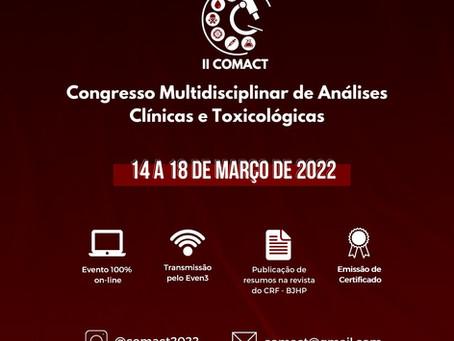 Convite II COMACT