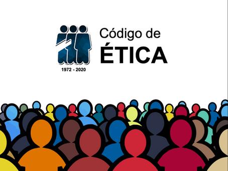Publicado o Código de Ética da SBTOX