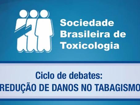 Ciclo de Debates: Redução de Danos no Tabagismo