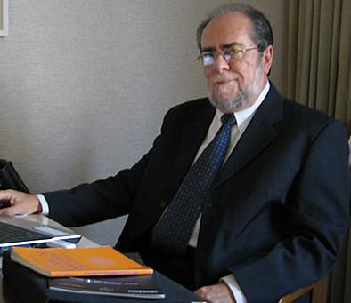 Nota de pesar - Falecimento do Prof. Eustáquio Linhares Borges