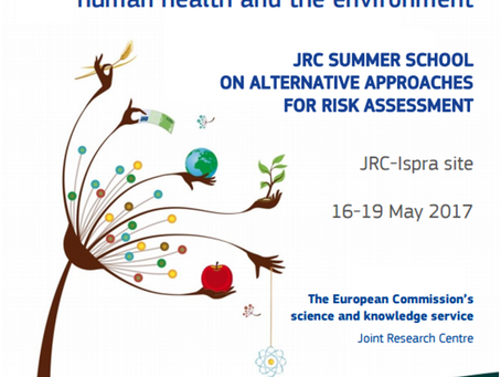 JRC Summer School on Alternative Approaches for Risk assessment
