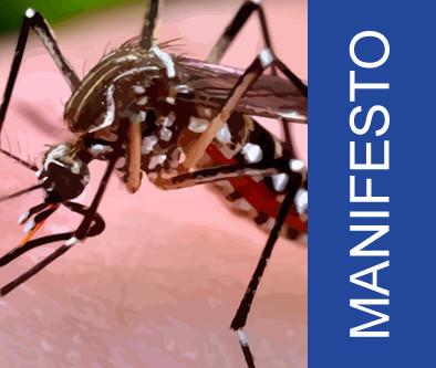 Nota conjunta contra a aplicação aérea de inseticida