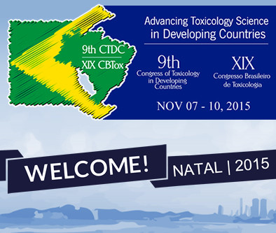 Report: 9th Congress of Toxicology in Developing Countries and XIX Brazilian Congress of Toxicology