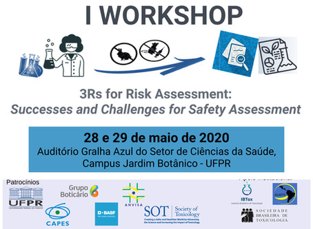 1st Workshop on 3Rs for Risk Assessment (WS3RRA)