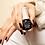 Entity Clean - Breathable Nail Lacquer BLACK SILK( 15 ml ).