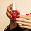 Entity Clean - Breathable Nail Lacquer WORK OF HEART ( 15 ml ).
