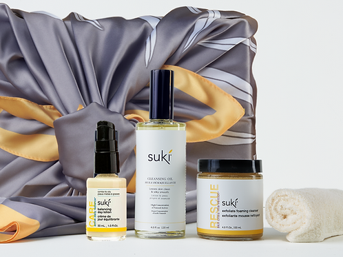 Cleanse & Hydrate Set - Suki Skincare