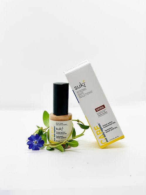 Tinted Active Moisturizer BDL - Natural - Suki Skincare