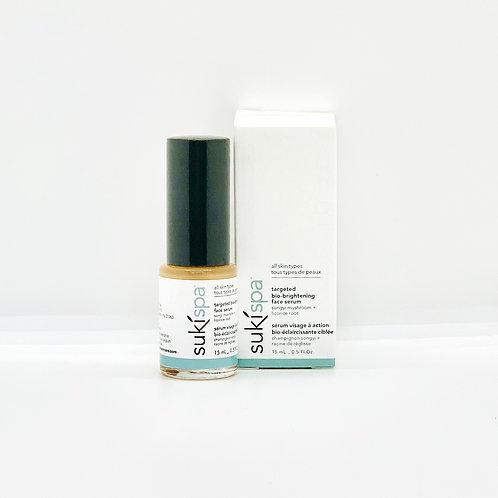 Targeted bio-brightening face serum - Suki Skincare