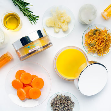 THE ORGANIC PHARMACY Carrot Butter Clean