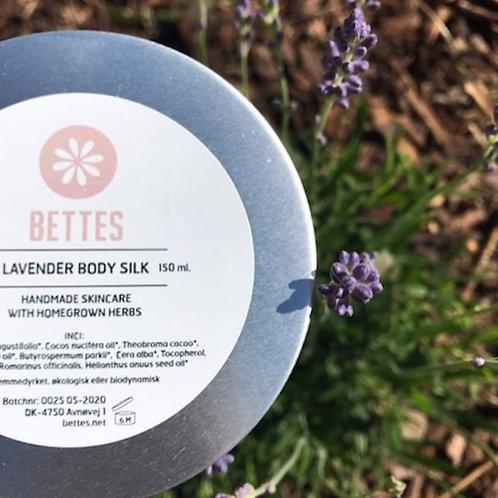 Lavender Body Silk