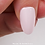 Entity Clean - Breathable Nail Lacquer NUDE & IMPROVED( 15 ml ).