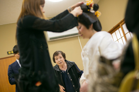 住吉神社 福岡結婚写真 ブライダルカメラマン森永健一