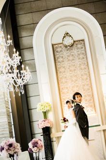 ホテル舞浜ユーラシア 福岡結婚写真 ブライダルカメラマン森永健一
