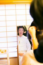 住吉神社 嵯峨野 福岡結婚写真 ブライダルカメラマン森永健一