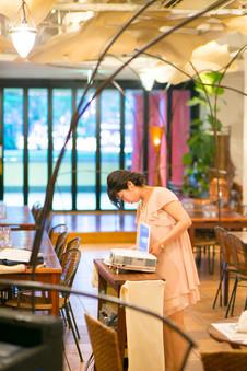 北九州小倉フラミンゴカフェ 福岡結婚写真 ブライダルカメラマン森永健一