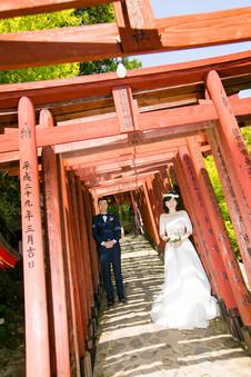 祐徳稲荷神社・御船山楽園・夕焼け 佐賀・長崎