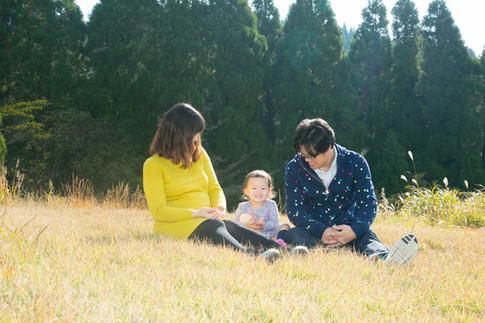 阿蘇 葉祥明絵本美術館 前撮りロケーションフォト 家族写真 ファミリーフォト モリケン 森永健一 出張撮影 熊本
