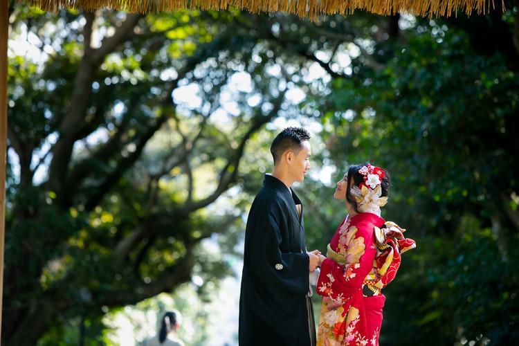 志賀海神社 神前式 和婚 福岡 | Feel So High! 森永健一Photography | 日本