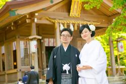 竈神社・大丸別荘 太宰府 福岡 結婚撮影 出張撮影 前撮りロケーションフ