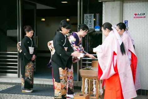 太宰府天満宮 福岡結婚写真 ブライダルカメラマン森永健一