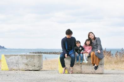 天使の羽 箱島神社 トトロの森 糸島 前撮りロケーションフォト 家族写真 ファミリーフォト モリケン 森永健一 出張撮影 福岡