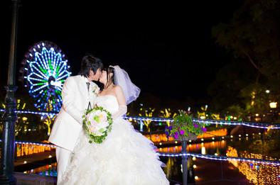 ハウステンボス ドォーモ「一枚の写真」 夜景 長崎