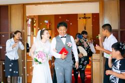 丸尾教会 ホテルマリンピア 中通島 上五島 結婚写真 結婚撮影 出張撮影