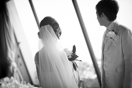 ルイガンズ 福岡結婚写真 ブライダルカメラマン森永健一
