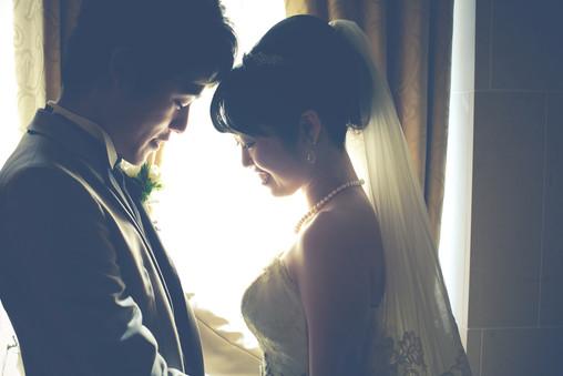 ホテル日航福岡 福岡結婚写真 ブライダルカメラマン森永健一