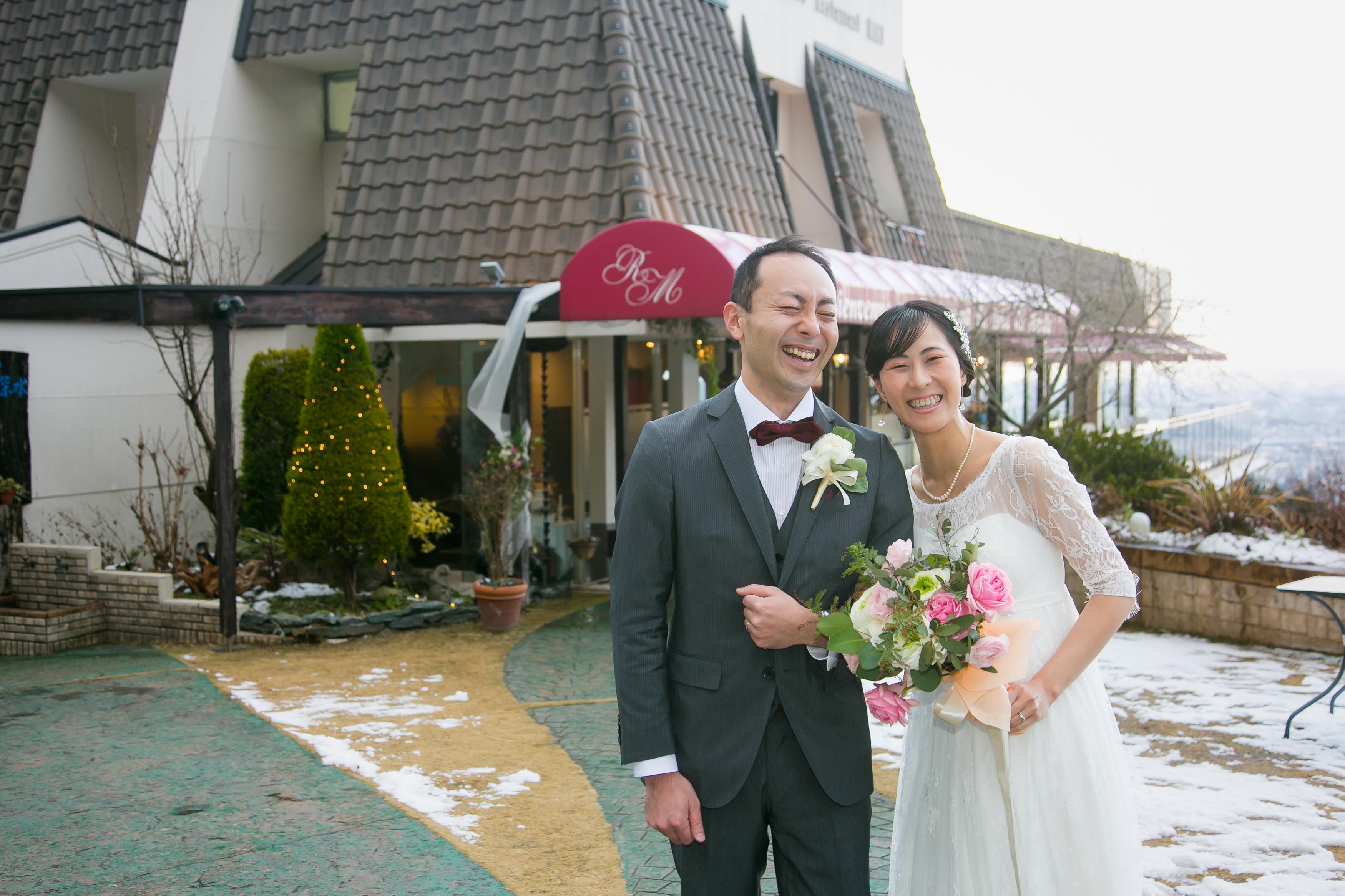 レストラン森 福岡 結婚写真 結婚撮影 出張撮影 前撮りロケーションフォ