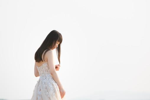 千財農園 大分 ペット撮影 夕焼け 福岡 wisteria 結婚写真 結婚撮影 出張撮影 前撮りロケーションフォト ブライダルカメラマン 森永健一