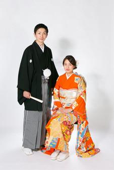 スタジオ撮影 紅葉八幡宮 福岡 結婚写真 結婚撮影 出張撮影 前撮りロケーションフォト ブライダルカメラマン 森永健一