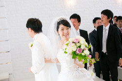 アルマリアン福岡 結婚披露宴撮影