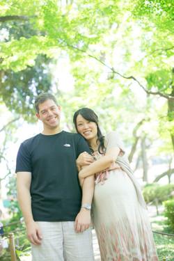 マタニティーフォト 赤ちゃん 横浜 福岡 福岡結婚写真