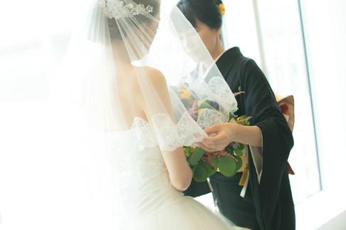 ハカタギグランヒューリ 福岡結婚写真 ブライダルカメラマン森永健一