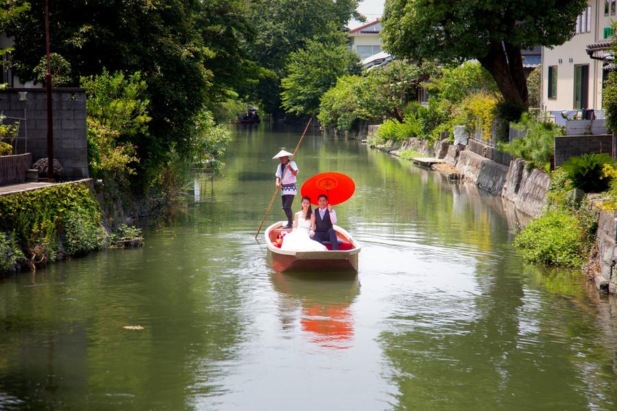 川下り 川上り 柳川 福岡 | Feel So High! 森永健一Photography | 日本